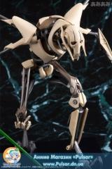Оригинальная Sci-Fi  фигурка ARTFX+ - Star Wars: General Grievous 1/10 Easy Assembly Kit