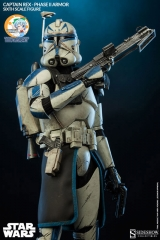 Militaries Of Star Wars - Captain Rex (Phase II Armor Version)