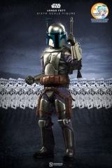 Оригинальная Sci-Fi  фигурка Star Wars 1/6 Scale Figure Scum & Villainy Of Star Wars - Jango Fett