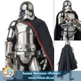 """Оригинальная Sci-Fi фигурка MAFEX No.028 Captain Phasma """"Star Wars: The Force Awakens"""""""