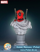 Оригінальна Sci-Fi фігурка Marvel Comics - Mini Bust: Deadpool Caesar