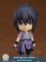 Аниме фигурка Nendoroid - NARUTO Shippuden: Sasuke Uchiha (Рекаст)