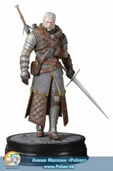 Оригинальная Sci-Fi фигурка The Witcher 3 Wild Hunt - Geralt PVC Statue Grand Master ver