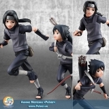 Оригинальная Sci-Fi G.E.M. Series NARUTO Shippuden - Itachi Uchiha & Sasuke Complete Figure