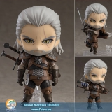 Аниме фигурка Nendoroid - The Witcher 3 Wild Hunt: Geralt (Рекаст)