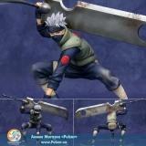 Аніме фігурка G.E.M. Series - NARUTO Shippuden: Kakashi Hatake Shinobi World War Ver. Complete Figure (РеКаст)