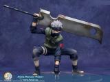 Аниме фигурка  G.E.M. Series - NARUTO Shippuden: Kakashi Hatake Shinobi World War Ver. Complete Figure (РеКаст)