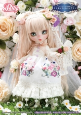 Шарнирная кукла Pullip The secret garden of white witch