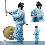 Оригінальна аніме фігурка G.E.M. Series NARUTO Sasuke Uchiha Kabuki EDITION Complete Figure