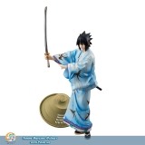 Оригинальная аниме фигурка G.E.M. Series NARUTO Sasuke Uchiha Kabuki EDITION Complete Figure