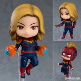 Оригинальная sci-fi фигурка «Nendoroid Captain Marvel Hero's Edition Standard Ver»