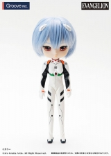 Шарнирная кукла Pullip / Collection Doll/ Evangelion Rei Ayanami  Complete Doll