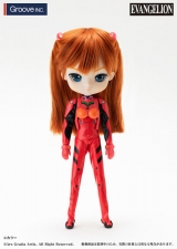 Шарнирная кукла Pullip / Collection Doll/ Evangelion Asuka Langley Shikinami Complete Doll