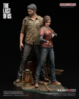 Оригинальная sci-fi фигурка «THE LAST OF US/ Joel & Ellie 1/9 Scale Figure»