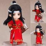 "Оригінальна аніме фігурка «Nendoroid Doll Anime ""The Master of Diabolism"" Lan Wangji Qishan Night-Hunt Ver.»"