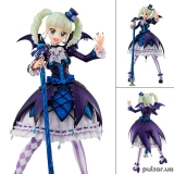 Оригінальна аніме фігурка «Lucrea Aikatsu! Yurika Todo Goth Magic Coordination Complete Figure»