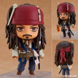 Оригинальная sci-fi фигурка «Nendoroid Pirates of the Caribbean: On Stranger Tides Jack Sparrow»