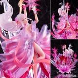Оригінальна аніме фігурка «Re:ZERO -Starting Life in Another World- Frozen Emilia -Crystal Dress Ver- 1/7 Complete Figure»