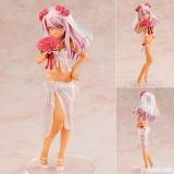 Оригинальная аниме фигурка «KDcolle Prisma*Phantasm Chloe Von Einzbern Wedding Bikini Ver. 1/7 Complete Figure»