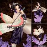 Оригинальная аниме фигурка «ARTFX J Demon Slayer: Kimetsu no Yaiba Shinobu Kocho 1/8 Complete Figure»