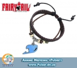 "Браслет  ""Fairy Tail "" модель Blue"