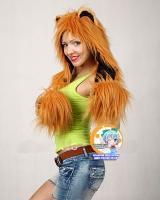 Зверошапка (SpiritHood) модель Lion