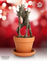 Оригінальний Бюст Potted Groot Marvel Guardians of The Galaxy Gentle Giant Exclusive Mini Статуя