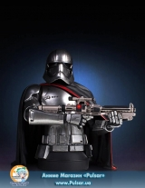 Оригінальний Бюст Exclusive Star Wars Episode 7 Captain Phasma Mini Bust