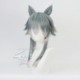 Парик Anime BEASTARS Legoshi Wig With Ears Cosplay