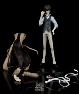 Аніме фігурка Bungo Stray Dogs Anime Figure Osamu Dazai Figure Toys Nendoron OrangeRouge Action Figure Toy Osamu Dazai Figurine Toy Model (Рекаст)
