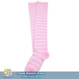 Женские чулки в Аниме стиле - Pink Ribbons