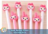 Гелева ручка в аніме стилі Pink rabbit