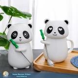 Фирменная скульптурная чашка Panda co Panda