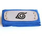 Бандана (пов'язка) Naruto - Коноха синя