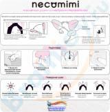 Necomimi  Японские кошачьи ушки,реагирующие на эмоции человека