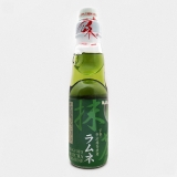Напиток «Ramune Matcha lemoniada»  [Япония]