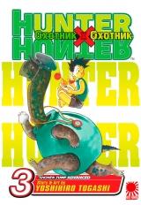 Манга «Мисливець х Мисливець» [Hunter x Hunter] том 3