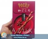 палички Glico Pocky Hokkaido Azuki солодкі боби адзукі