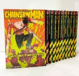 Повний сет манги «Людина-бензопила» [Chainsaw Man] з 1 по 11 том (сет)
