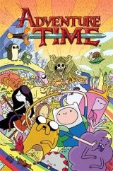 Комикс Время Приключений. Книга 1