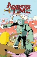 Комикс Время Приключений. Книга 4