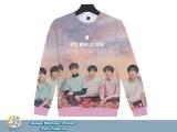 Худі K-POP BTS Bulletproof Boy Scouts all print 2