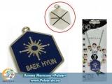 """Кулон  """"K POP EXO"""" модель BAEK HYUN"""