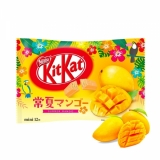 Японские батончики Kitkat [Манго]