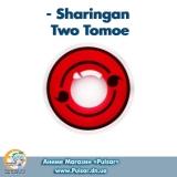 Контактные линзы  Sharingan Two Tomoe
