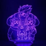Діодний Акриловий світильник «Kakashi» [«Naruto»] tape 1