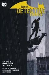 Комикс на английском Batman Detective Comics TP Vol 09 Gordon At War