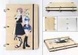 Скетчбук ( sketchbook) Fairy Tail tape 3