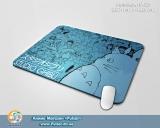 Большой коврик для мыши А3 (297mm x 420mm) Totoro - Tape 01