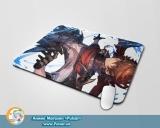 Великий килимок для міші А3 (297mm x 420mm) «Genshin Impact» tape 19
